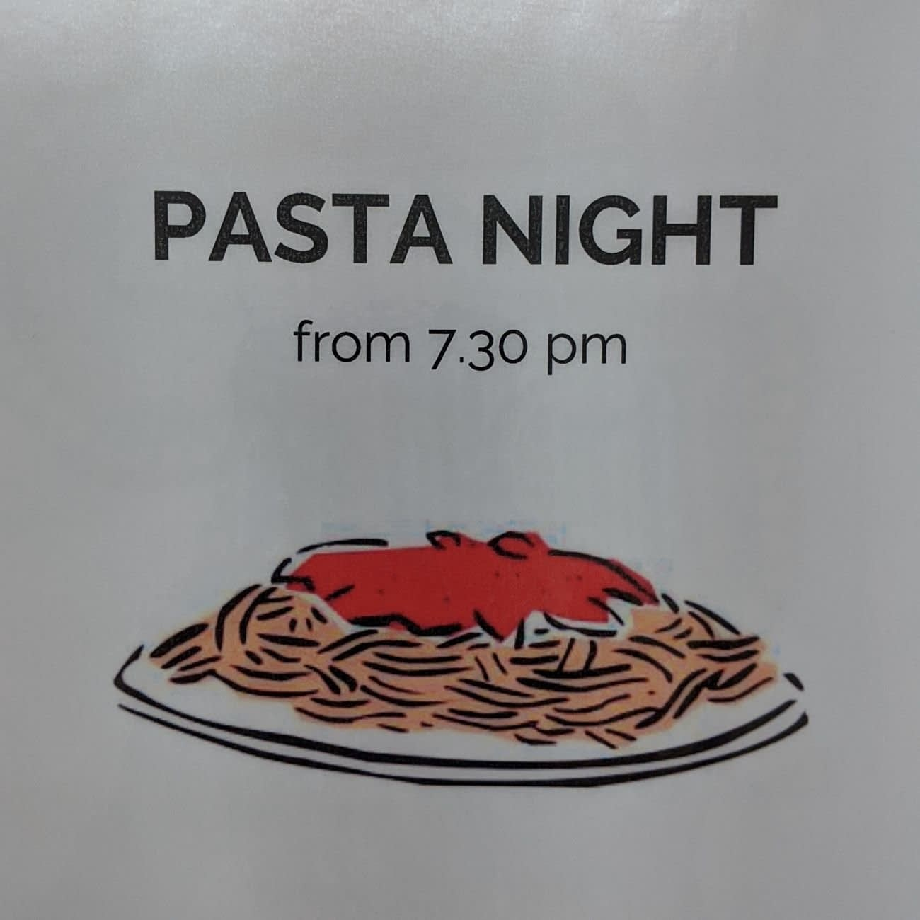pasta-night-woolshed-eco-lodge