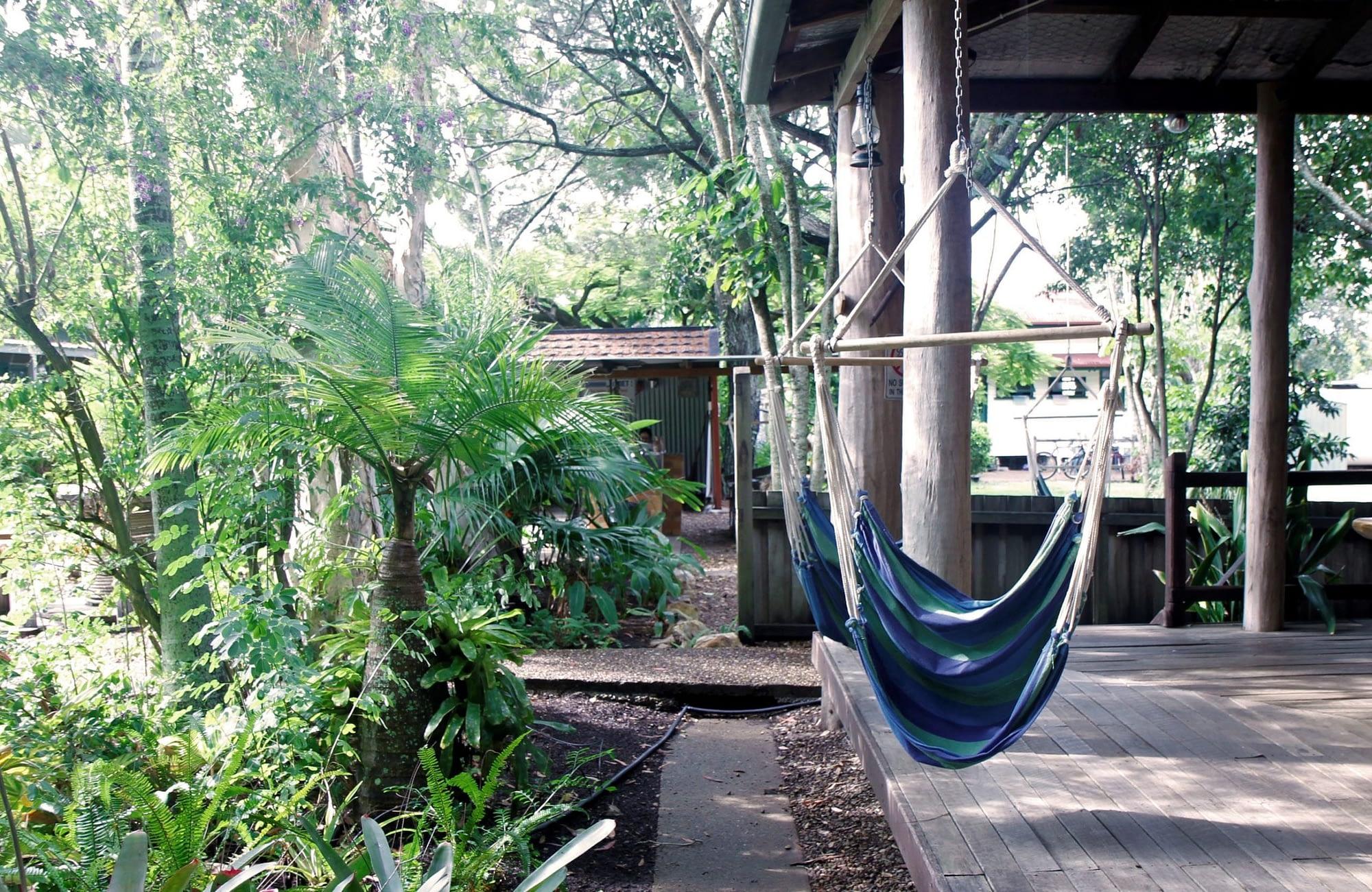 woolshed-eco-lodge-hammocks-hervey-bay