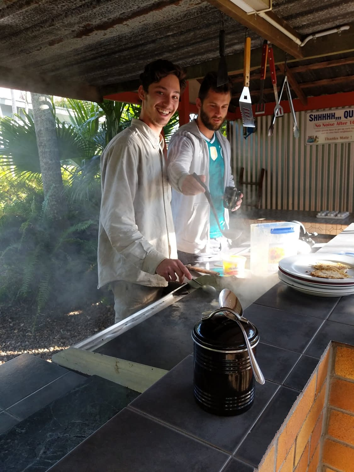 woolshed eco lodge bbq (1)