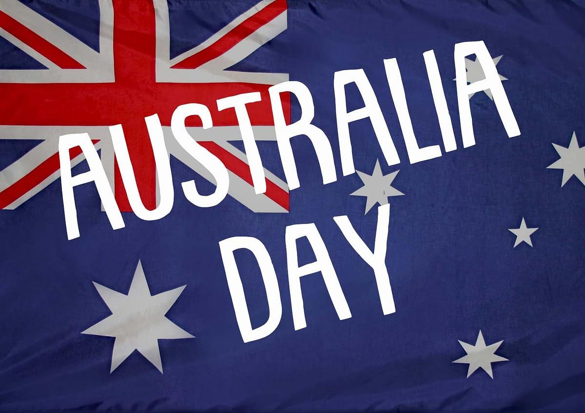 Australia Day in Hervey Bay!